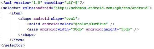 Custom buttons in Android - 13 techniques to style your buttons