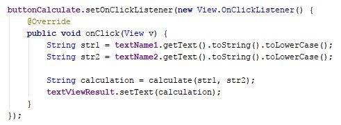 Calculate result code - Java - CodeBrainer
