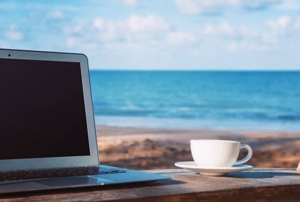 Learn to code by the sea