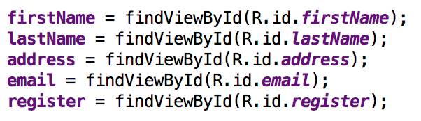 Set value to variables - Java - CodeBrainer