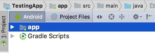 Zip in MacOS - Project View